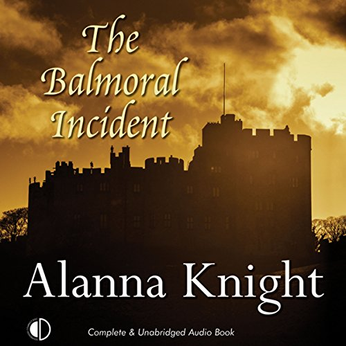 The Balmoral Incident audiobook cover art