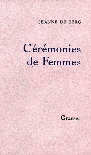 Cérémonies de femmes