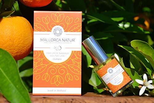 Bio Orangenparfüm aus Mallorca - Bio orangen Duft aus Mallorca