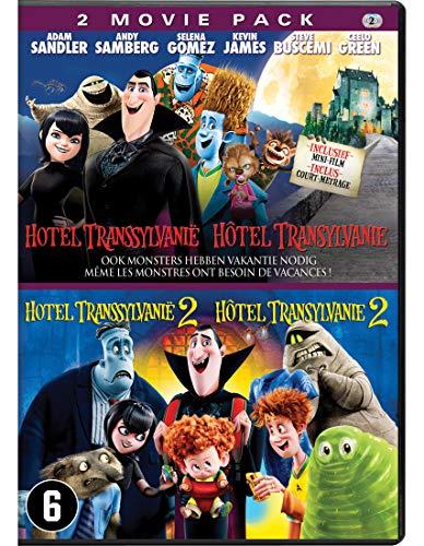 Hotel Transylvania / Hotel Transylvania 2 - 2 Movie Pack