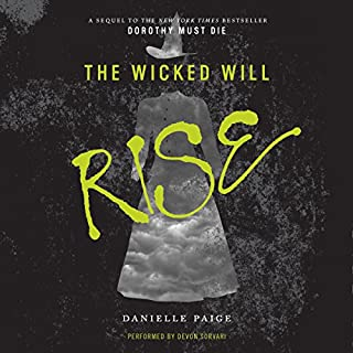 The Wicked Will Rise audiobook cover art