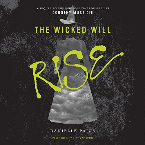 The Wicked Will Rise cover art
