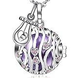 MAMAE - Bola Embarazo Collar Colgante Joya Musical Harmony Ball'Llamador de...