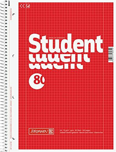 Brunnen 10 Brunnen Collegeblöcke Student A4 Bild