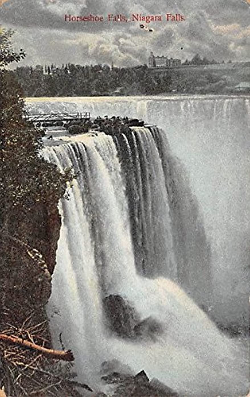 Niagara Falls, New York Postcard