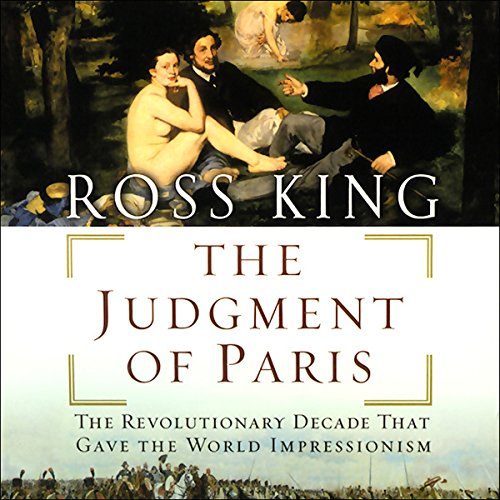The Judgment of Paris audiobook cover art