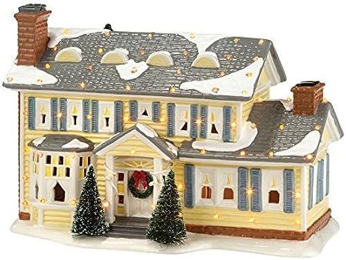 promociones Department Department Department 56 Nacional Lampoon Vacaciones de Navidad la casa de Vacaciones griswold  calidad de primera clase