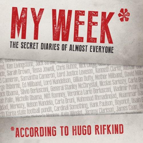 My Week audiobook cover art