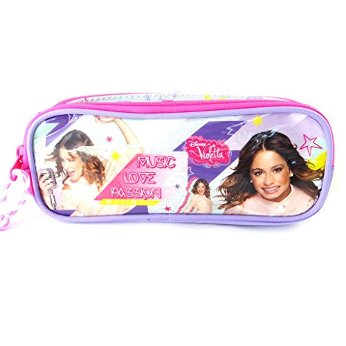 Violetta [M5962] - Trousse 'Violetta' Rose (Double...