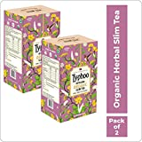 Typhoo Organic Herbal Infusion Slim Tea 20 Tea Bag Pack Of 2