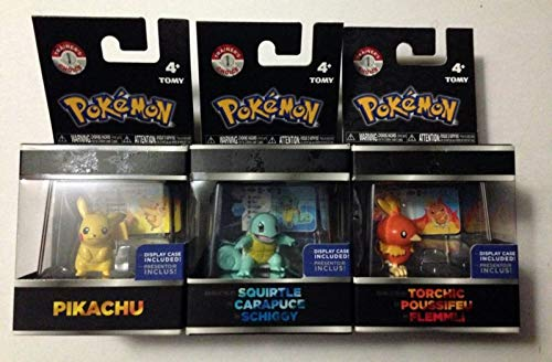 Pokemon - Trainer's Choice - Figurine 4cm - Box 8 pces '4X2' Aleatoire