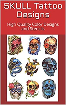 SKULL Tattoo Designs  High Quality Color Designs and Stencils