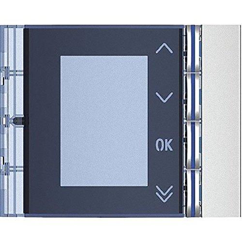 Bticino placas new sfera - Placa frontal módulo display allmetal