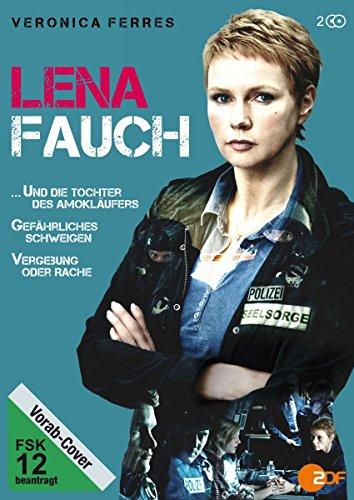 Lena Fauch: … und die Tochter des Amokläufers / Gefährliches Schweigen / Vergebung oder Rache [2 DVDs]