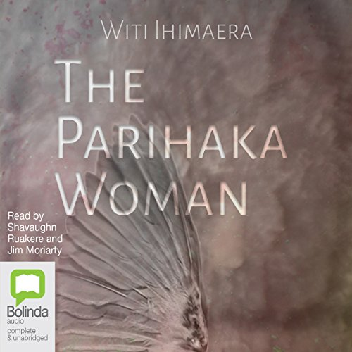 The Parihaka Woman audiobook cover art