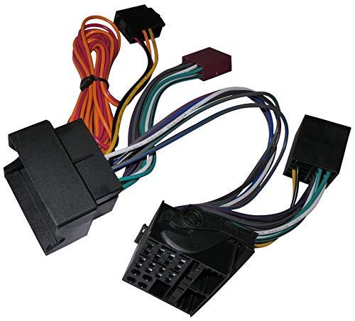AERZETIX - Câble Faisceau autoradio - Parrot KML - Kit Mains Libres - pour Auto Voiture - C4557