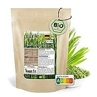 ✅ POUDRE D'HERBE D'ORGE - La poudre d'herbe d'orge biologique de Nur.fit by Nurafit contient des vitamines et des minéraux importants ainsi que des oligo-éléments et de la chlorophylle. Le complément alimentaire optimal pour une alimentation saine. ✅...