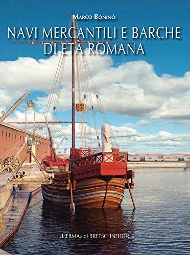 Navi mercantili e barche di età romana