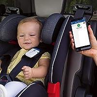 Chicco Bebècare Easy-Tech Dispositivo Anti Abbandono Universale per Seggiolino Auto, App, Bluetooth, 3 Livelli di Allarme, Allarmi Intelligenti - Bianco/Blu #9