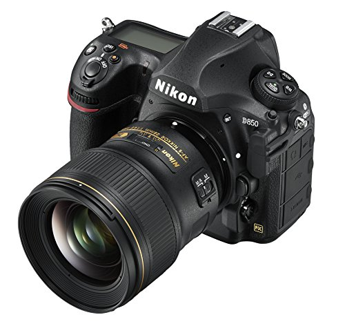 Nikon D850 FX-format Digital SLR Camera Body w/...