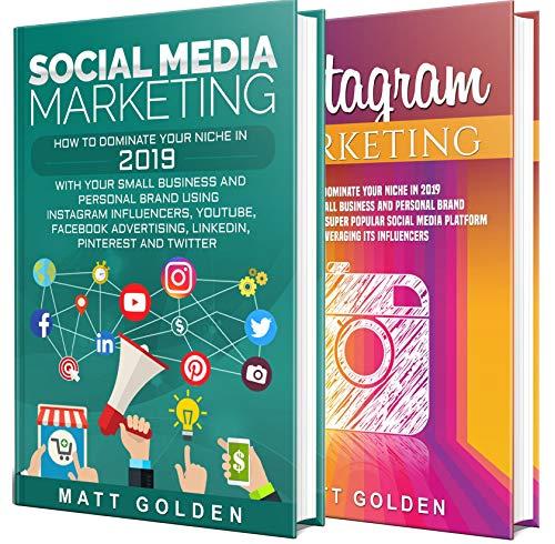 Social Media Marketing: Unlock the Secrets of YouTube, Facebook Advertising,...