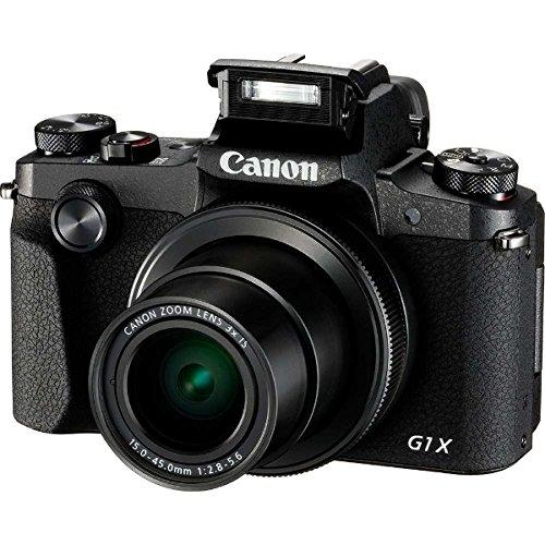 CanonコンパクトデジタルカメラPowerShotG1XMarkIIIブラックAPS-Cセンサー/F2.8レンズ/EVF内蔵PSG1XMARKIII