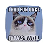 STAPLES 136615 Grumpy Cat Mouse Pad