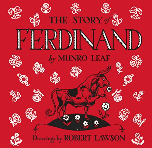 The Story Of Ferdinand (Turtleback School & Library Binding Edition) (Reading Railroad Books)