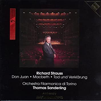 Richard Strauss : Symphonic Poems