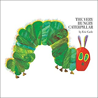 『The Very Hungry Caterpillar』のカバーアート