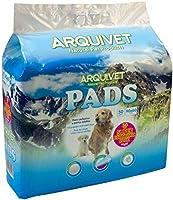 Arquivet Super saugfähige Hundekissen – Super Economic Pack – Hygieneunterlagen für Hunde – Einwegunterlagen –...