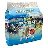 Arquivet Pads Super Economic Pack - higiene Perros - 90 x 60 cm - 50 empapadores, Blanco