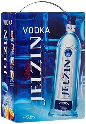 Jelzin Vodka Bag-in-Box (1 x 3 l) - 2