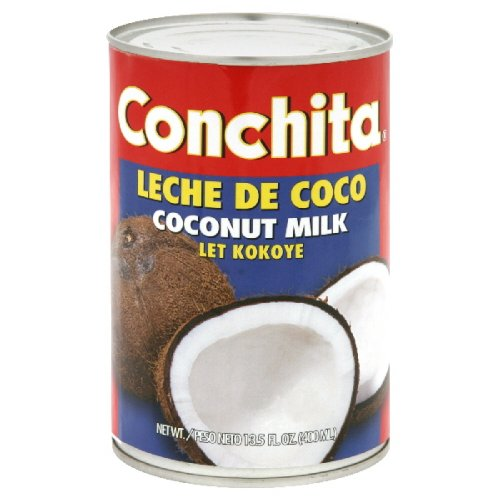 Conchita Coconut Milk, 13.5-Ounce (Pack of 8)