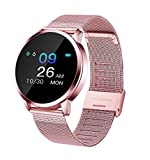 Adsvtech Montre Connectée Smartwatch, Etanche IP67 Smart Watch Podometre Femme,...