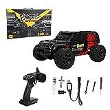 T best 1:10 Vehículo Todoterreno con Control Remoto en Las Cuatro Ruedas 80 km/h 4WD 2.4GHz Coche de Carreras eléctrico RC Buggy RC Modelo de Coche de Juguete para niños