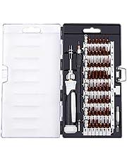 Diyife Skruvmejsel Uppsättning,[60 i 1] [NY Version] Professionellt Reparations Verktygssats med 56 bits, Precisionsskruvmejsel Set med Flexibel Axel, för Smartphone, Spelkonsol, Surfplatta, PC etc.
