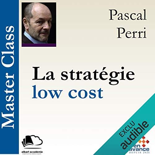 Couverture de La stratégie low cost