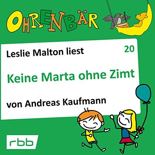 Keine Marta ohne Zimt audiobook cover art