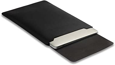 Soyan 12-inch Laptop Sleeve Cover for MacBook 12 inches (Black)