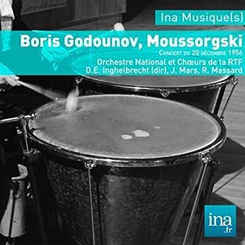 Godounovv -  Moussorgski: O. National et Choeurs de la RTF