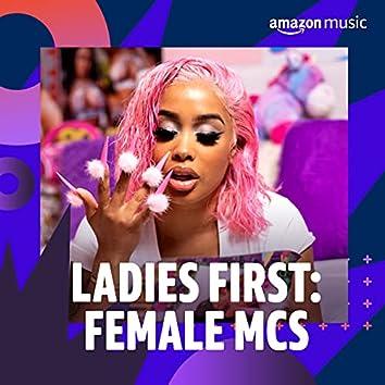 Ladies First: Female MCs