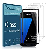 TOCOL [3Pack] for Samsung Galaxy S7 Screen Protector Tempered Glass HD Clarity...