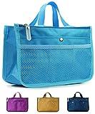 Purse Insert Organizer Handbag 10 Pockets Tote Bag...