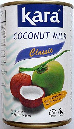カラ ココナッツミルク 425ml×4個
