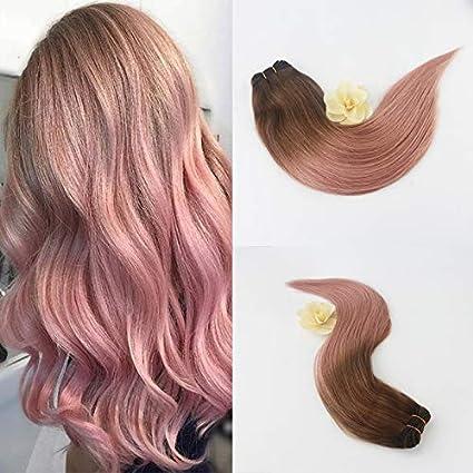Leche doble de cabello virgen, 100% tejido brasileño, 100 ...