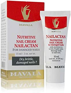 Mavala Nailactan Nutritive Nail Cream, 15 ml