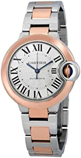 Cartier Ballon Bleu De Cartier Automatic Silver Dial Ladies Watch W2BB0023