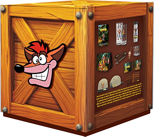 Big Box: Crash Crate – Xbox 360, Xbox