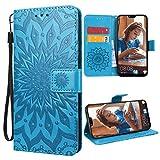 VemMore Coque pour Huawei Mate 20 Lite, Housse Etui en PU Cuir, Premium Flip Case Portefeuille,...